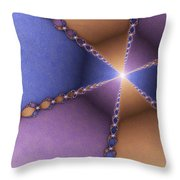 The Journey To The Light Throw Pillow