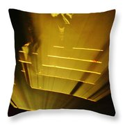 The Light... Throw Pillow