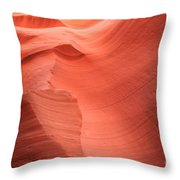 The Lone Rock Throw Pillow