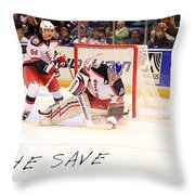 The Save Throw Pillow