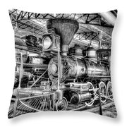 The Tahoe Throw Pillow
