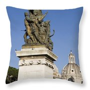 The Tomb Of The Unknown Soldier Throw Pillow