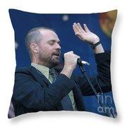 The Tragically Hip - Gordon Downie Throw Pillow