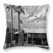 The View Palm Springs Throw Pillow