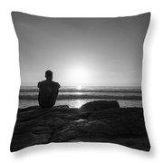 The View Wide Crop Throw Pillow