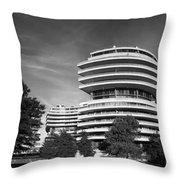 The Watergate Hotel - Washington D C Throw Pillow