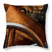 The Works Throw Pillow
