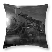 The Yard II Throw Pillow