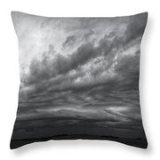 There Is Darkness In My Heart Throw Pillow