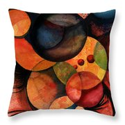 There Is One In Every Crowd Throw Pillow