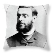 Thomas Augustus Watson (1854-1934) Throw Pillow