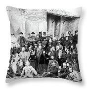 Thomas Cook (1808-1892) Throw Pillow