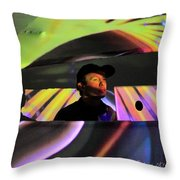 Tipper Rw2k14 Throw Pillow