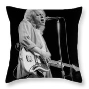 Tommy James Throw Pillow