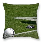 Tools Of The Game Throw Pillow