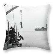 Torpedo, 1913 Throw Pillow