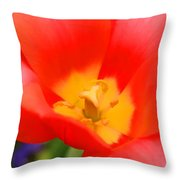 Tulips At Thanksgiving Point - 28 Throw Pillow