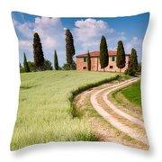 Tuscan Classic Throw Pillow