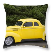 Tweety One Throw Pillow