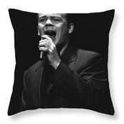 Ub40 - Ali Campbell Throw Pillow