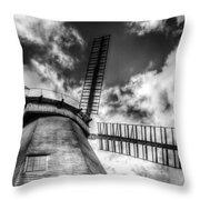 Upminster Windmill Essex Throw Pillow