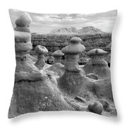 Utah Outback 24 Throw Pillow