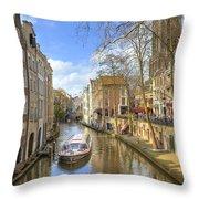 Utrecht Throw Pillow
