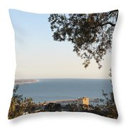 Ventura Skyline Throw Pillow