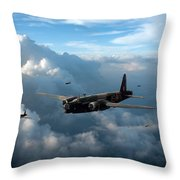 Vickers Wellingtons With 16 Otu Throw Pillow