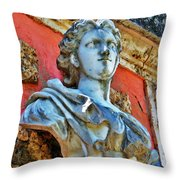 Vizcaya Throw Pillow