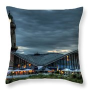 Warnemuende Throw Pillow