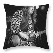 Warren Haines Throw Pillow