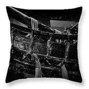 Wasa-museum. Stockholm 2014 Throw Pillow