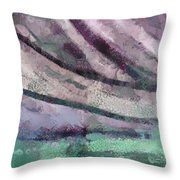 Water World 3 Throw Pillow