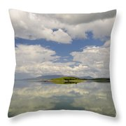 Westport Bay Throw Pillow
