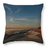 Weststrand Throw Pillow
