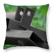 What Is It - Series Xi Throw Pillow