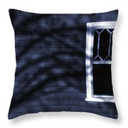 Window And Shadows Throw Pillow
