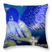 Wingman Throw Pillow