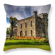Winnekenni Castle V2 Throw Pillow