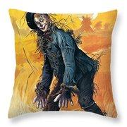 Wizard Of Oz, 1903 Throw Pillow