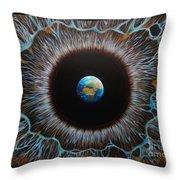 World Vision Throw Pillow