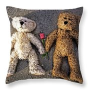 You Are The One - Romantic Art By William Patrick And Sharon Cummings Throw Pillow