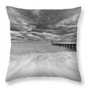 Breakwater Throw Pillow