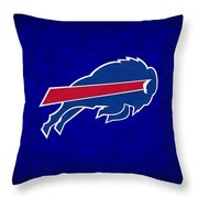 Buffalo Bills Throw Pillow