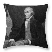 George Washington (1732-1799) Throw Pillow