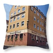 Nurnberg Germany Throw Pillow