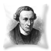 Patrick Henry (1736-1799) Throw Pillow