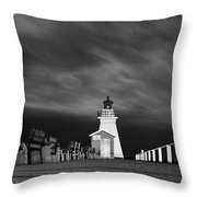Night Skies. Throw Pillow