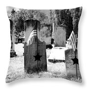 100 Years Later Throw Pillow